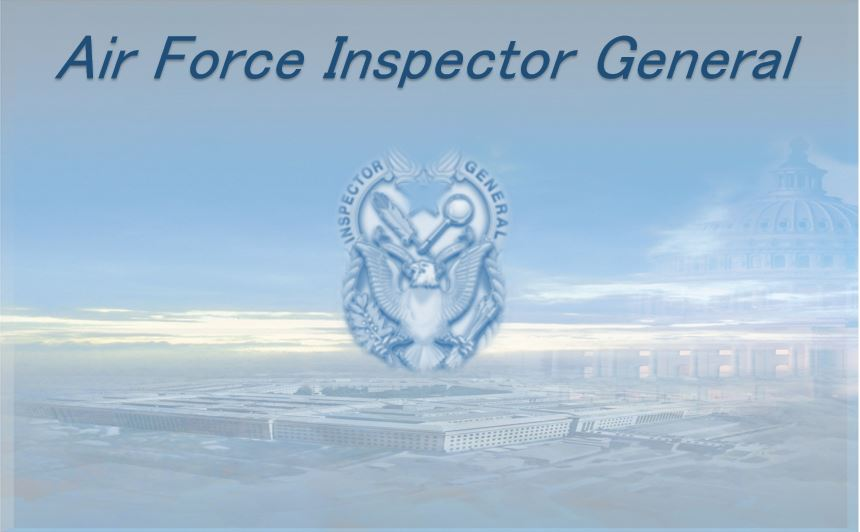 United States Air Force Inspector General > Home